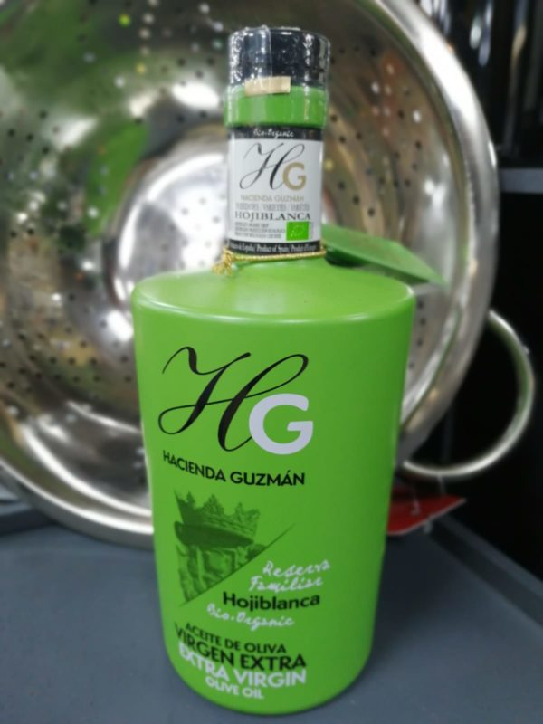 huile d'olive bio la Hojiblanca