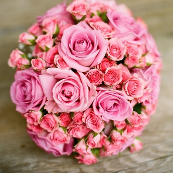 bouquet roses roses