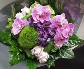 bouquet Kim